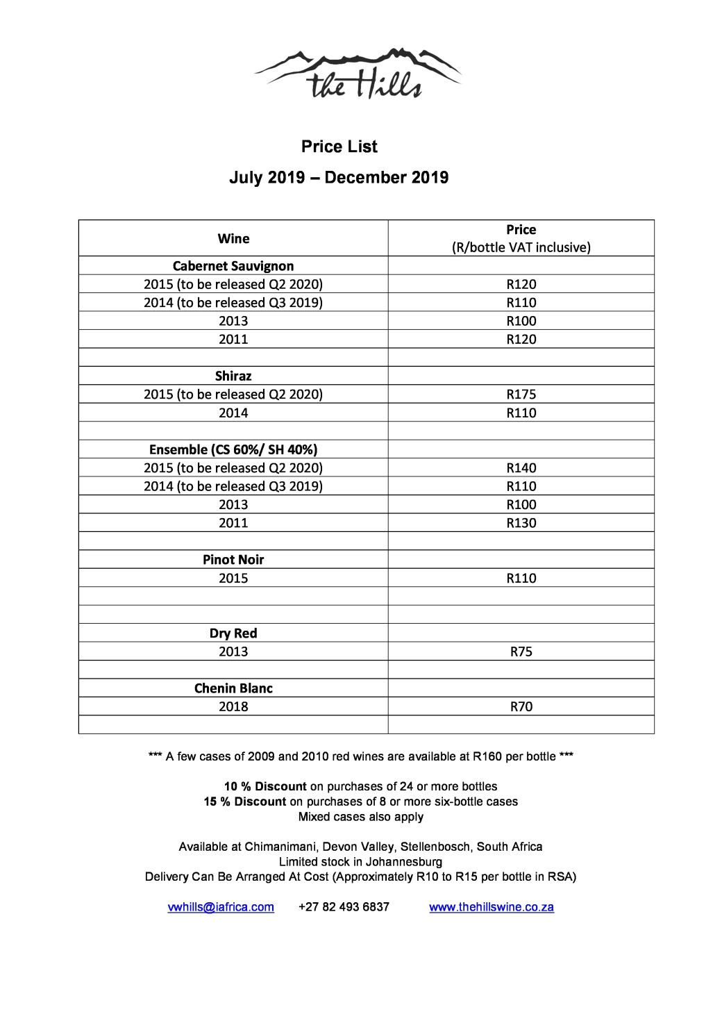 The Hills Price List 2019 H2_v02-page-0